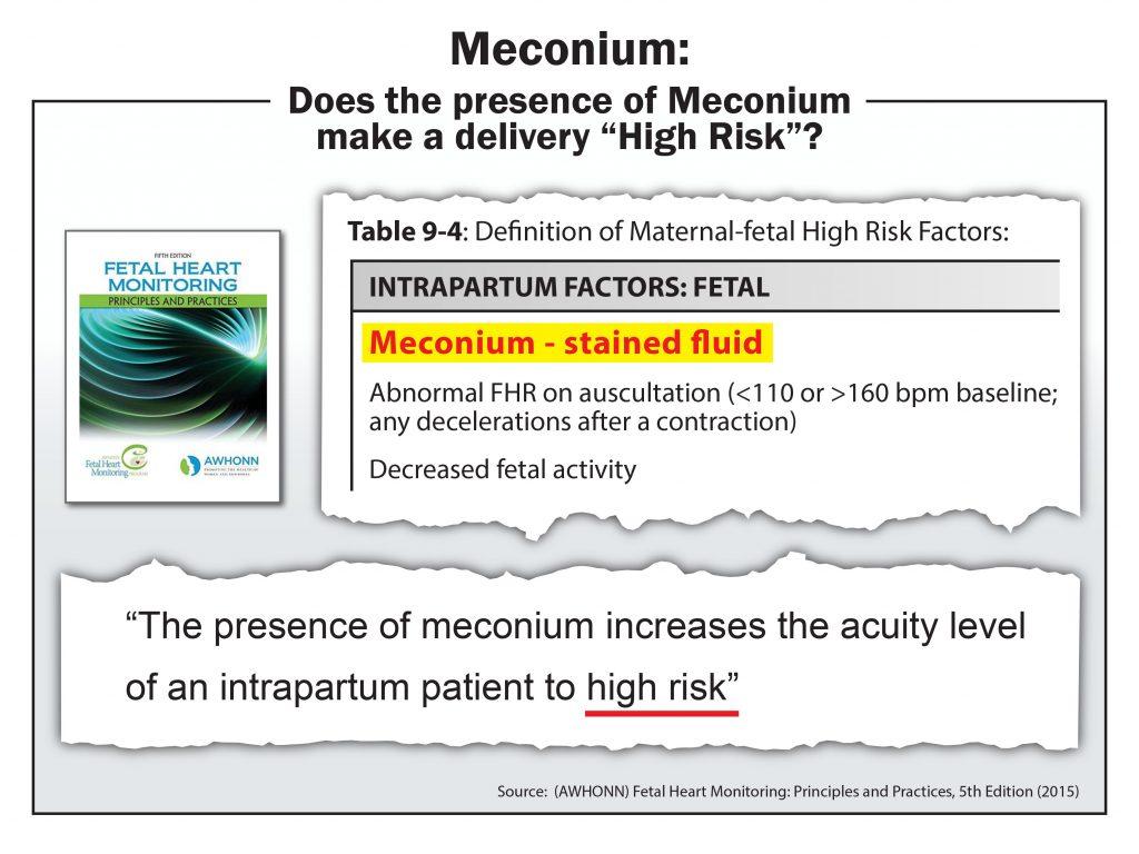 Meconium